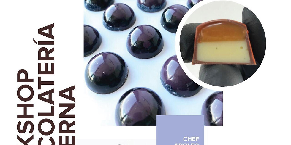 Workshop chocolatería moderna