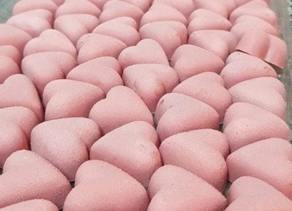 Bombon relleno de Yogur de Frutilla 50 grs