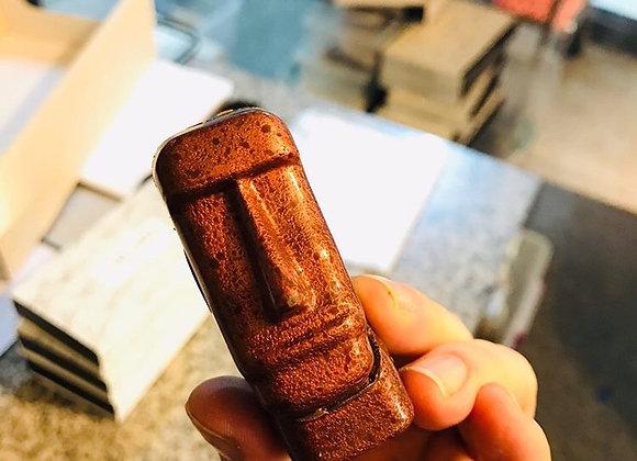 Moai Relleno con Dulce de Leche (3u)