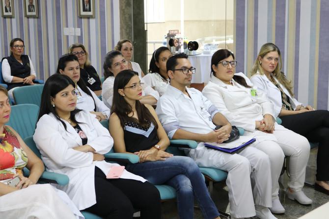Conclusão Curso de Aprimoramento em Enfermagem em Transplante de Medula Óssea