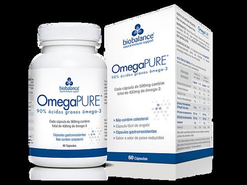 Omega Pure - 60 cápsulas - Biobalance