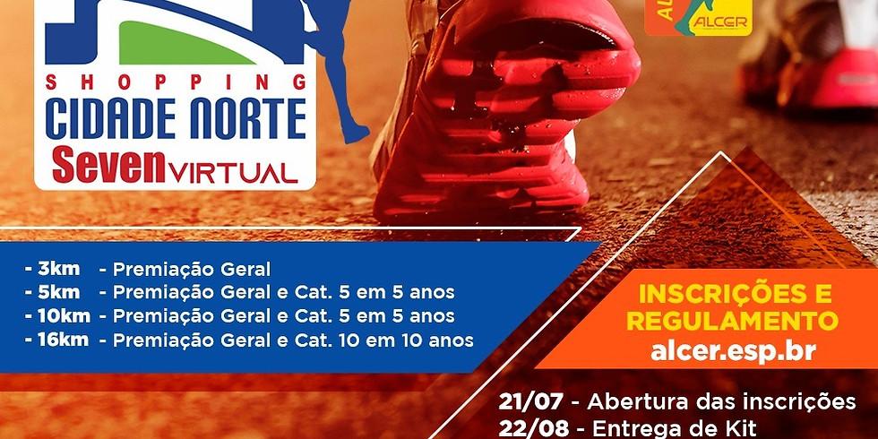 16ª Corrida Shopping Cidade Norte Seven Virtual