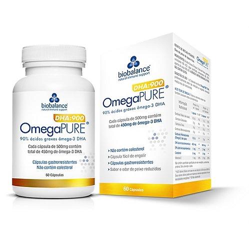 Omega Pure DHA - 60 cápsulas