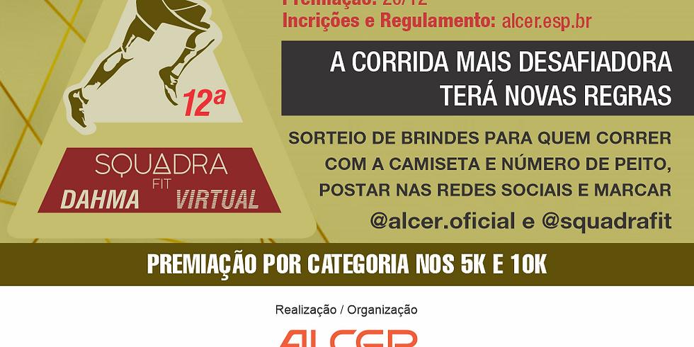 12ª Corrida Damha - Squadra Fit Virtual