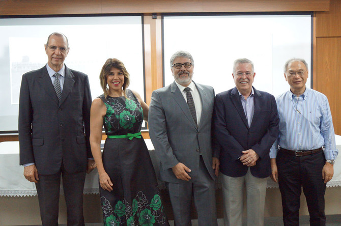 Palestra em Comemoração aos 50 anos do Hospital Beneficência Portuguesa