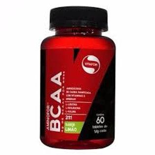 BCAA Sabor Limão - 60 cápsulas