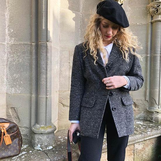 Yves Saint Laurent Tweed Jacket