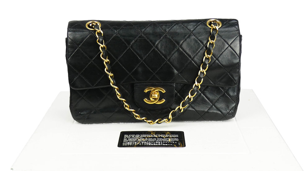 Vintage Chanel 2.55 Classic Small Double Flap