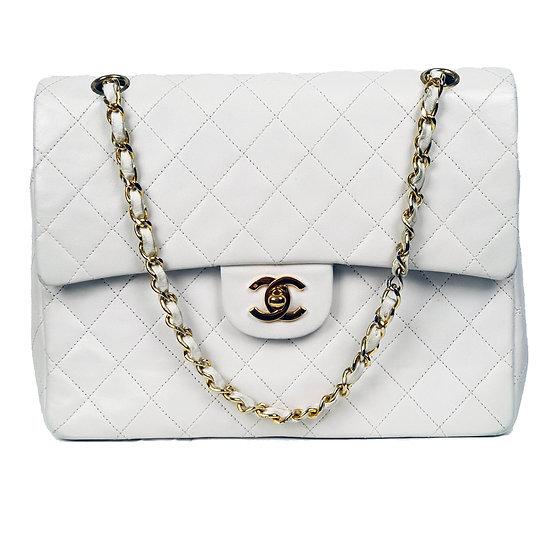 "Chanel Classic ""Tall"" Double Flap Bag Medium"