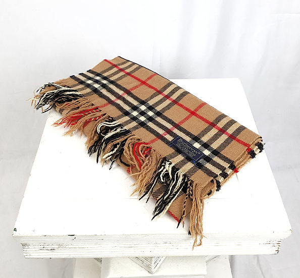 Burberry Vintage Cashmere Scarf