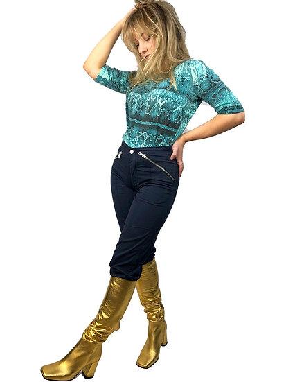 Prada Cotton Trousers