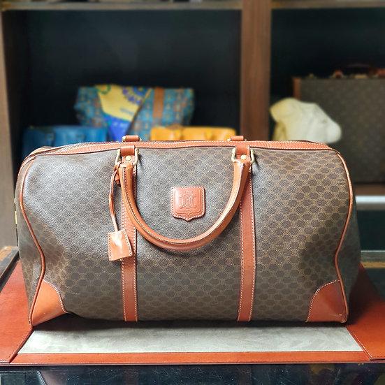 Celine Macadam Vintage Duffle Bag
