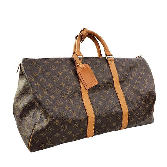 Louis Vuitton Keepall 50 Weekend Bag