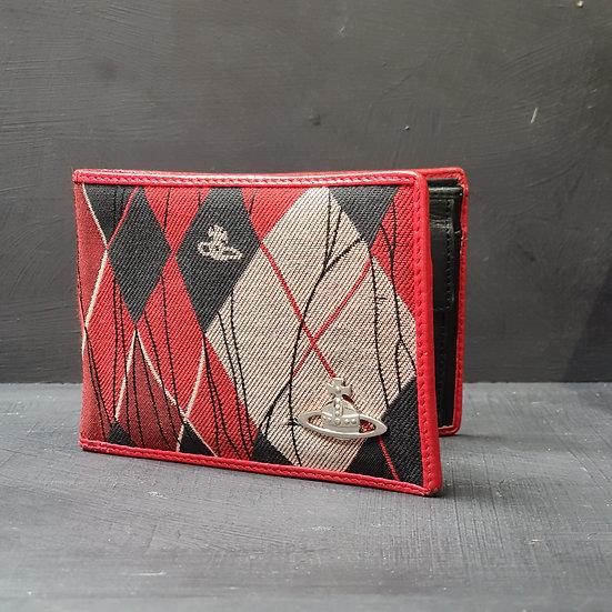 Vivienne Westwood Tartan Wallet