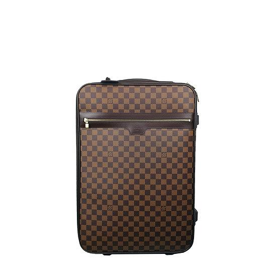 Louis Vuitton Pegase 50 Damiere Ebene Suitcase