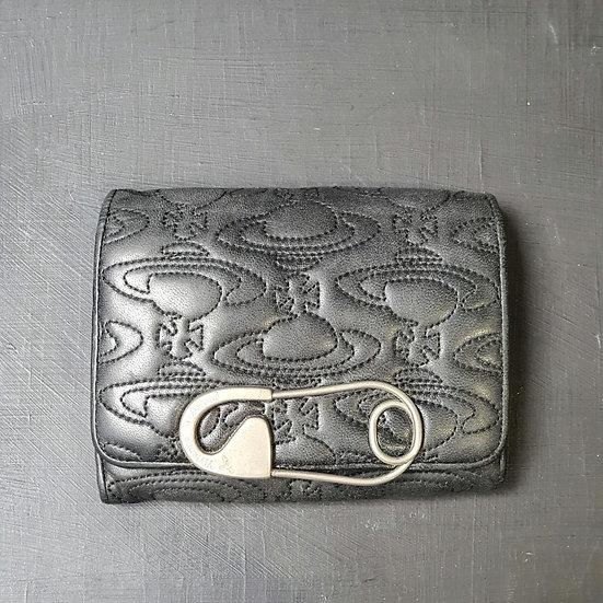 Vivienne Westwood Globe Leather Wallet
