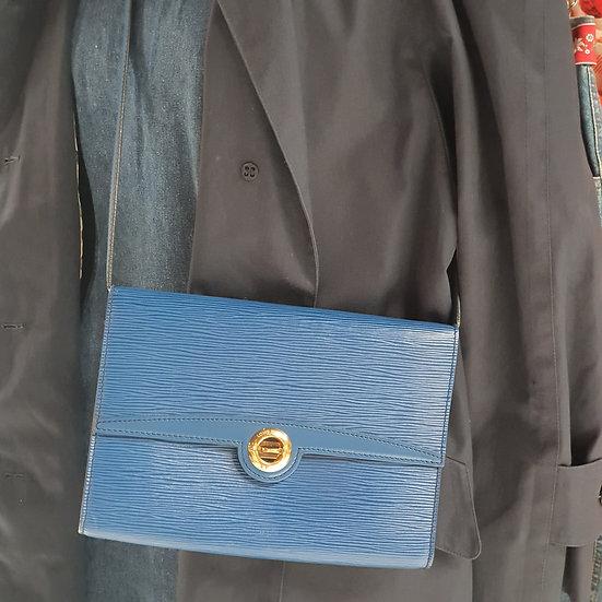 Louis Vuitton Epi Blue Arche Pochette