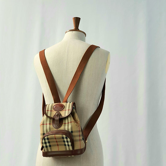 Burberry Vintage Mini Backpack