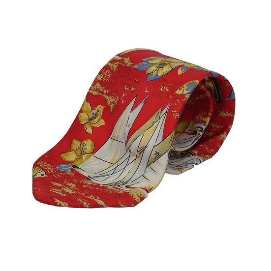 Fendi Sea Theme Tie