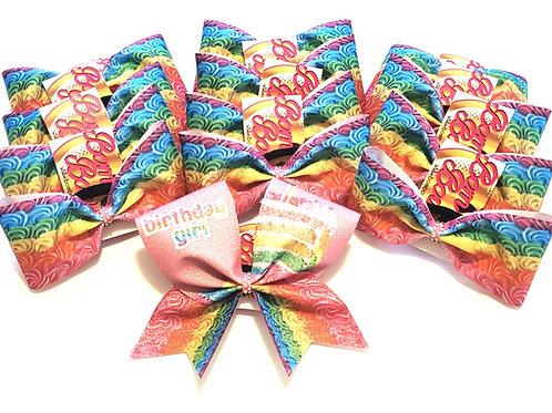 Birthday Bow Box (13 bows!)