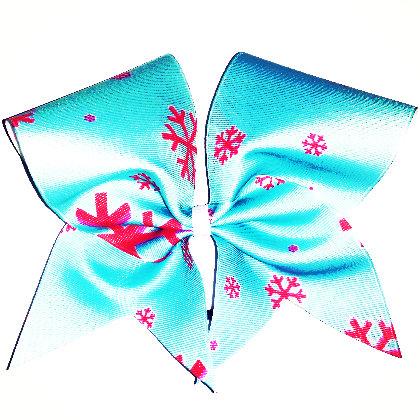 Snow Flakey Bow