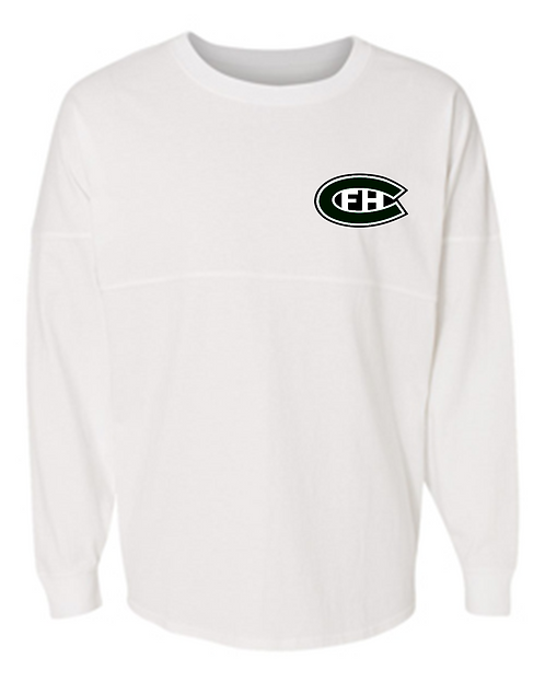 J AMERICA ADULT LONG SLEEVE GAME DAY JERSEY