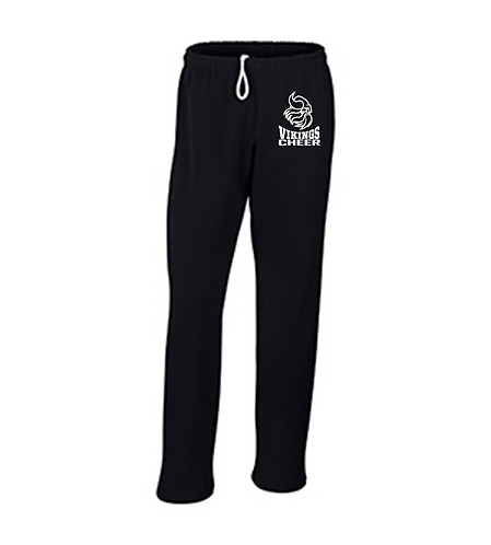 GILDAN HEAVY BLEND ADULT OPEN BOTTOM SWEATPANTS