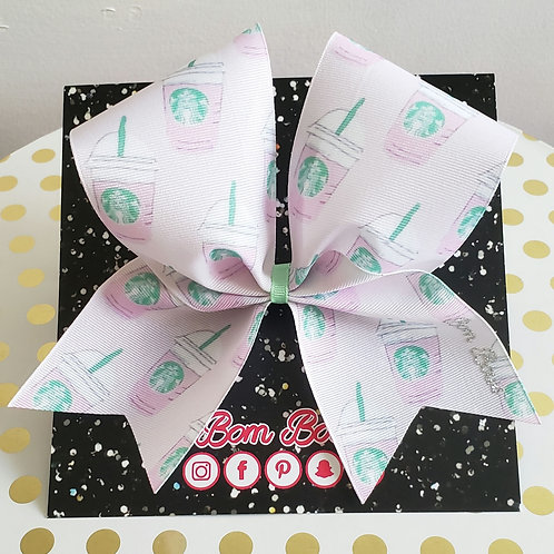 Pink Drink Bow