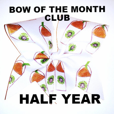 Bow of the Month Club - Half Year