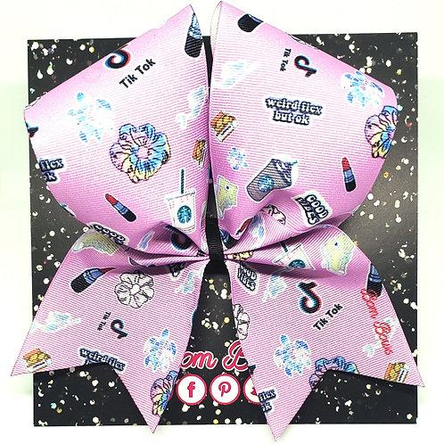 Light Pink VSCO Bow