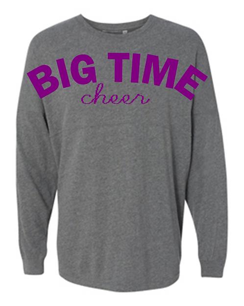 Big Time Spirit Jersey - Adult