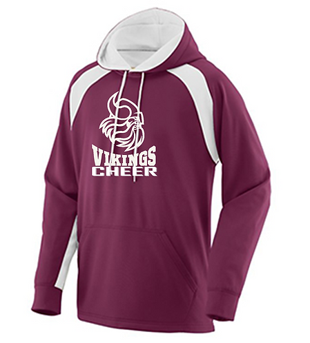 AUGUSTA FANATIC HOODED SWEATSHIRT