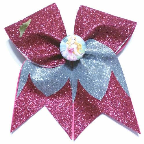 Aurora Glitter Bow