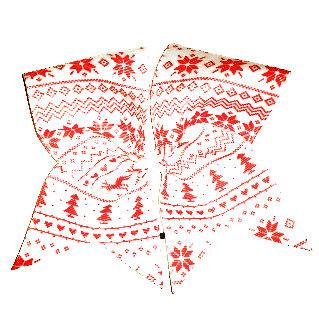 Winter Sweater Bow
