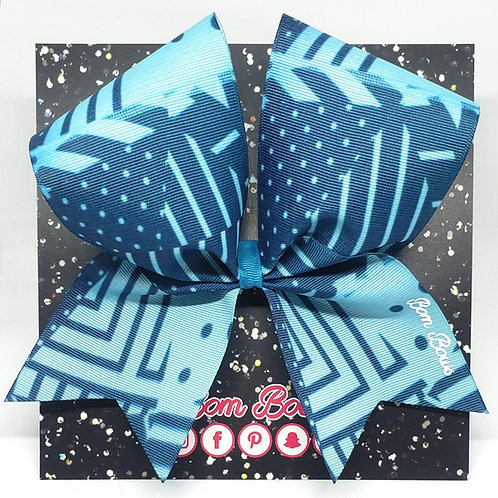 Teal Pro Bow