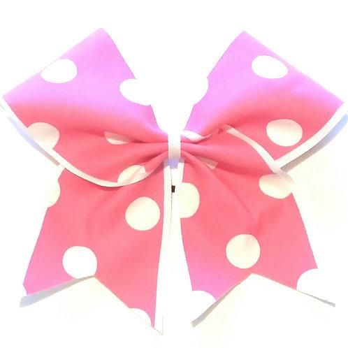 Polka Dot Bow (2 colors)