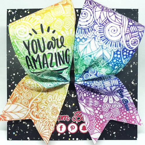 You Are Amazing Bow
