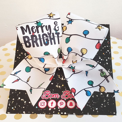 Merry & Bright Bow