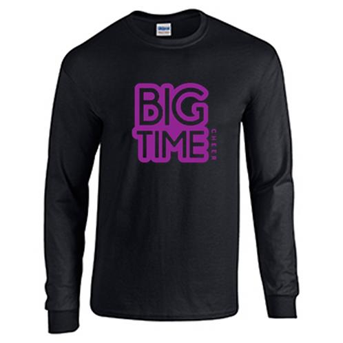 Big Time Long Sleeve Tee - Adult