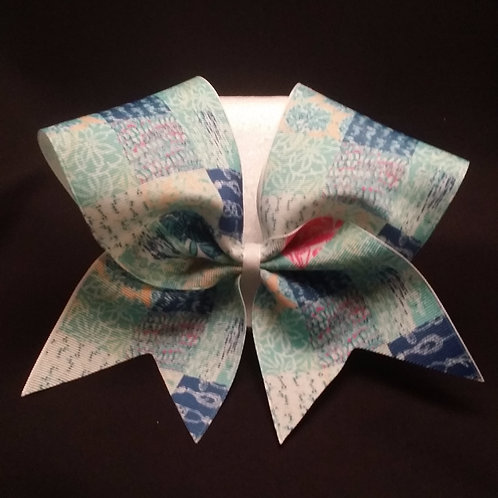Lilly Quilt Bow