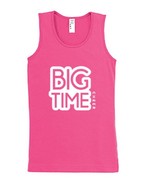 Big Time Neon Tank - Youth