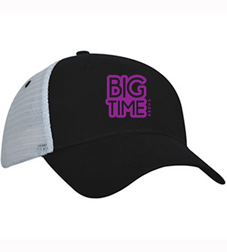 Big Time Mesh Hat