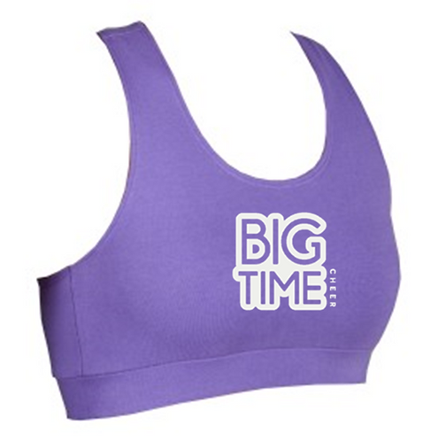 Big Time Sports Bra - Adult