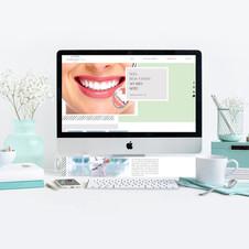 Site desenvolvidopara profissional odontologio Dra. Maria Aparecida Dalama.