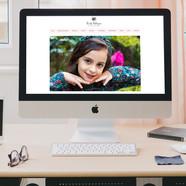 Site portfolio desenvolvido para a Fotografa Renata Rodrigues.