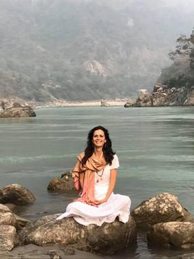No Ganges Rishikesh