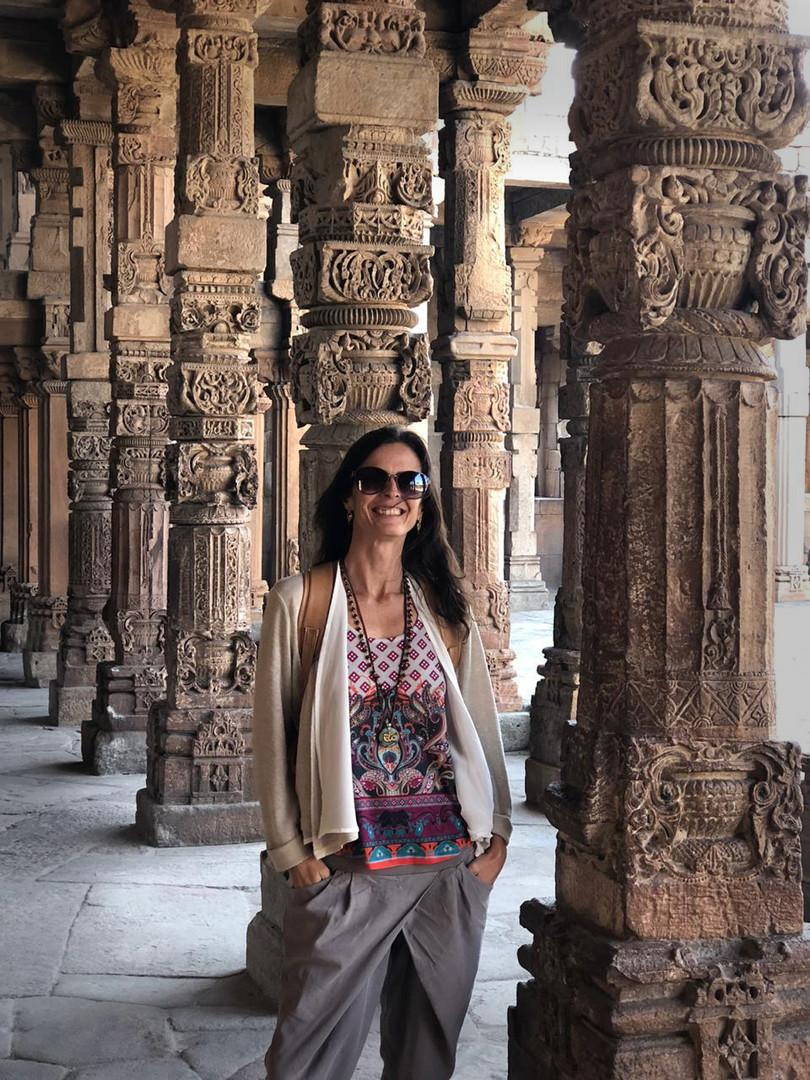 Qtub Minar New Delhi
