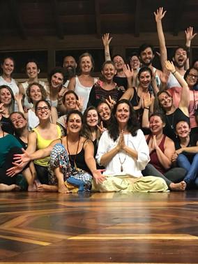Retiro de Yoga & Meditação na Montanha Encantada