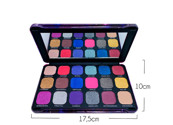 Paleta Mix 18 TN Kiss Crown