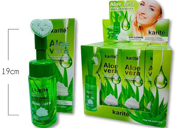Espuma Limpiadora Aloe Vera